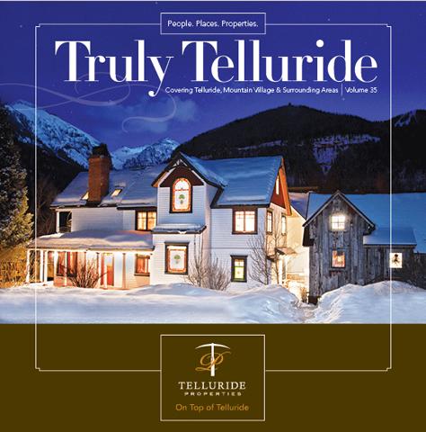 Truly Telluride Volume 35